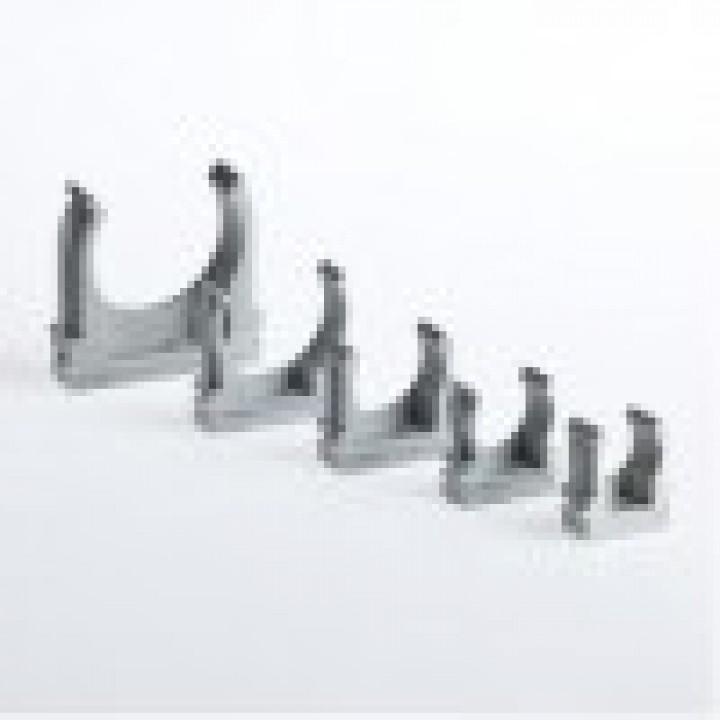 Кріплення для гофротруби 16мм (100шт)