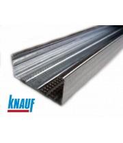 Профіль стельовий KNAUF CD-60 (0.6мм) 4м