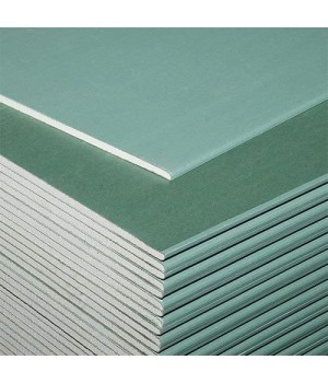 Гіпсокартон стіновий вологостійкий KNAUF (Кнауф) (12.5*1200*2000)