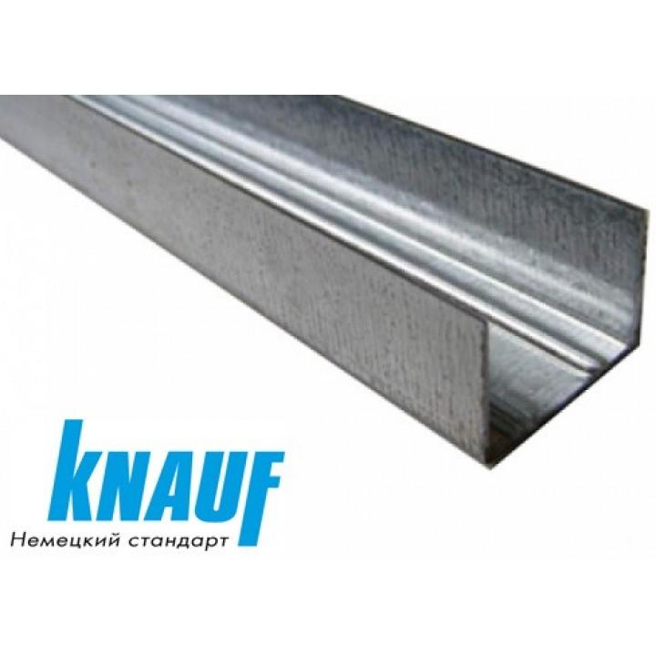 Профіль стельовий направляючий KNAUF UD-27 (0.6мм) 4м
