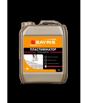 """Пластифікатор """"Тепла підлога"""" Байріс (Bayris) (10л)"""