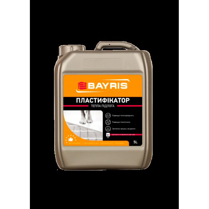 """Пластифікатор """"Тепла підлога"""" Байріс (Bayris) (5л)"""