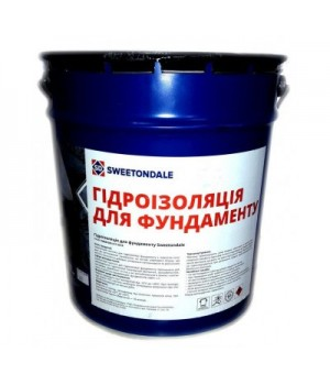 Мастика для фундаменту Техноніколь Sweetondale (17 кг.)