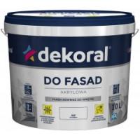 Фарба фасадна Dekoral Polinit (10л)