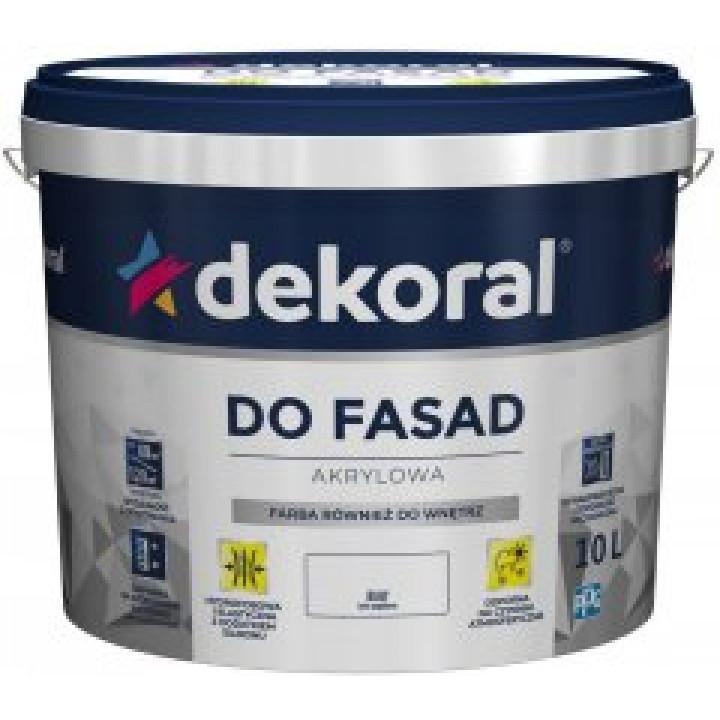 Фарба фасадна Dekoral Polinit (5л)