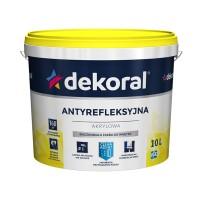 Фарба інтер'єрна Dekoral Polinak Plus (10л)