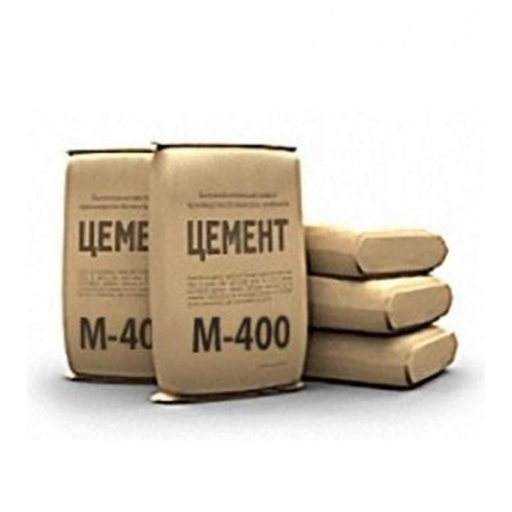 Цемент М-400 (25кг)
