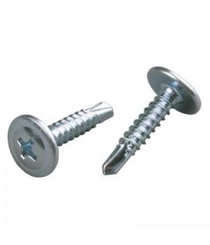 Саморіз по металу ПШ з буром 4,2*14 (100 шт)