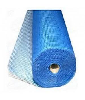 Сітка штукатурна лугостійка Masternet 6*5мм (50м.кв 160гр/м2) синя