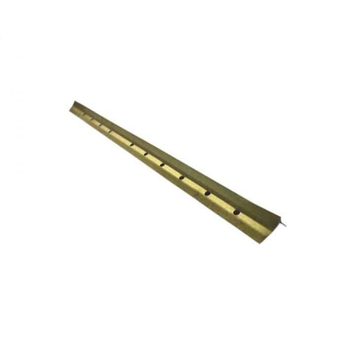 Маяк штукатурний (профіль маячковий) оцинкований ЛЮКС GOLD 10мм (3м)
