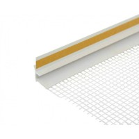 Профіль віконний ПВХ з сіткою (2,4м)
