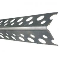 Кут перфорований алюмінієвий (2.5м)