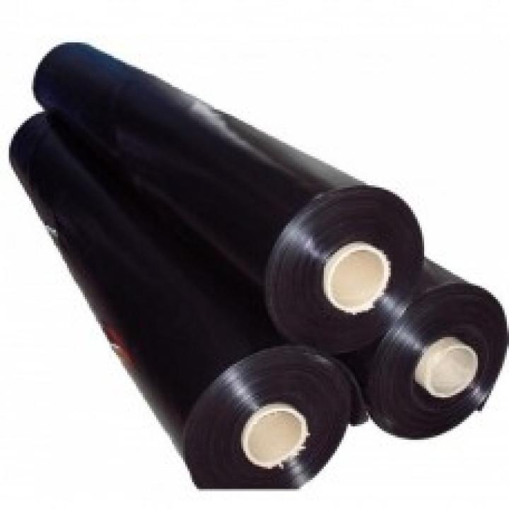 Плівка рукав чорна (1,5*50м/200мкр)