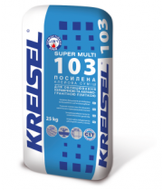Клей для плитки посилений Kreisel (Крайзель) 103 (25 кг.)