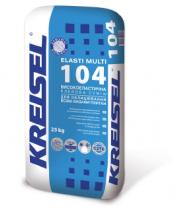 Клей для плитки високоеластичний Kreisel (Крайзель) 104 (25 кг.)