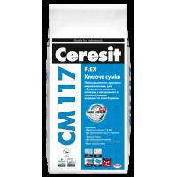 Клей для плитки Ceresit СМ-117 (25 кг.)