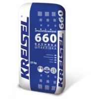 Шпаклівка вапняна Kreisel (Крайзель) 660 (25 кг.)